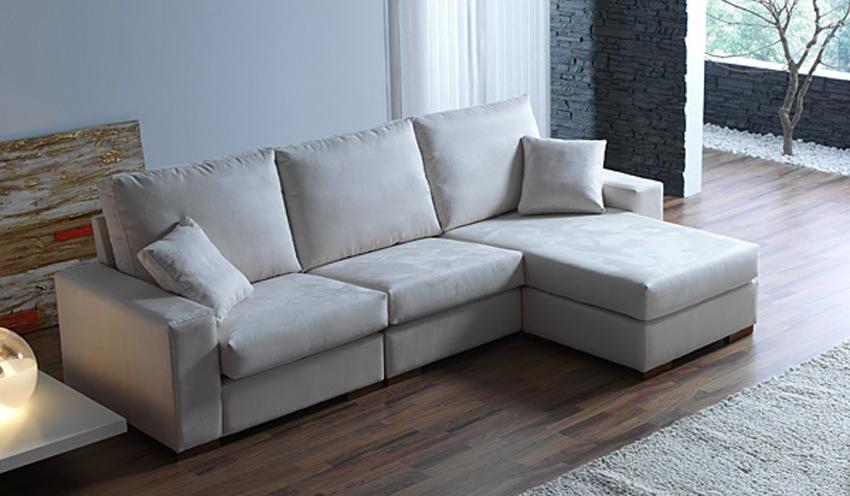 Sofa Chaiselongue 3id6 A sofà De formas Cuadradas Disponible En 3 2 Y 1 Plazas