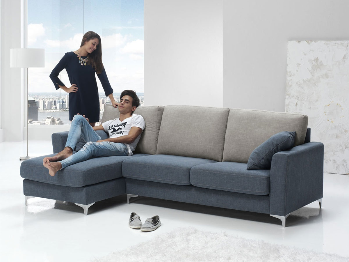 Sofa Chaiselongue Jxdu sofa Chaise Longue Tapizado Prar sofà De Diseà O Actual