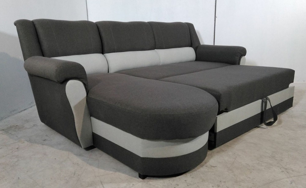 Sofa Chaiselongue Thdr Chaise Longue sofa Bed with High Backrest Parma Don Baraton