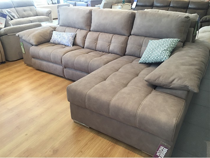 Sofa Chaiselongue U3dh sofà Chaiselongue Relax Elà Ctrico Merkamueble Ourense