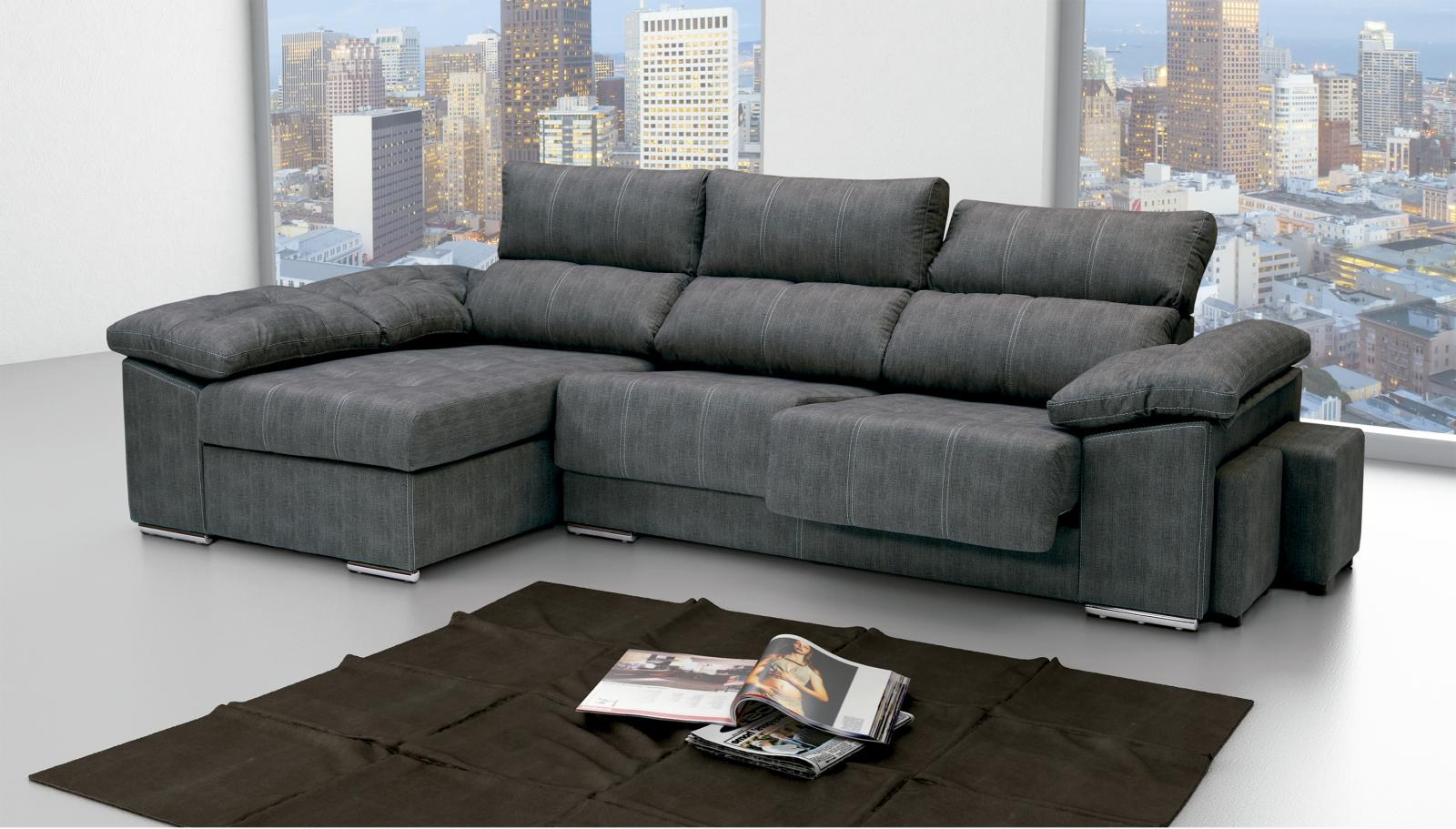 Sofa Chaiselongue Y7du Prar sofa Chaiselongue Mod Cayenne En Tienda Muebles Online
