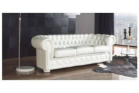 Sofa Chester Piel 87dx sofà Chesterfield