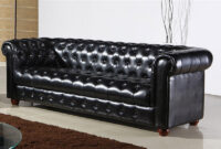 Sofa Chester Piel D0dg sofa Chester Piel Negra 3 Plazas No Disponible En Portobellostreet