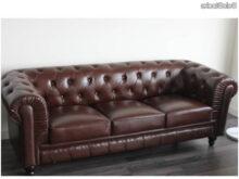 Sofa Chester Piel Mndw sofa Chester 3 Plazas Piel Barato