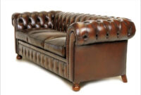 Sofa Chester Piel Thdr sofà Piel Chesterfield Clasic