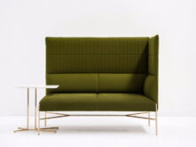 Sofa Chill Out Irdz Chill Out High Corner sofa by Tacchini Design Gordon Guillaumier