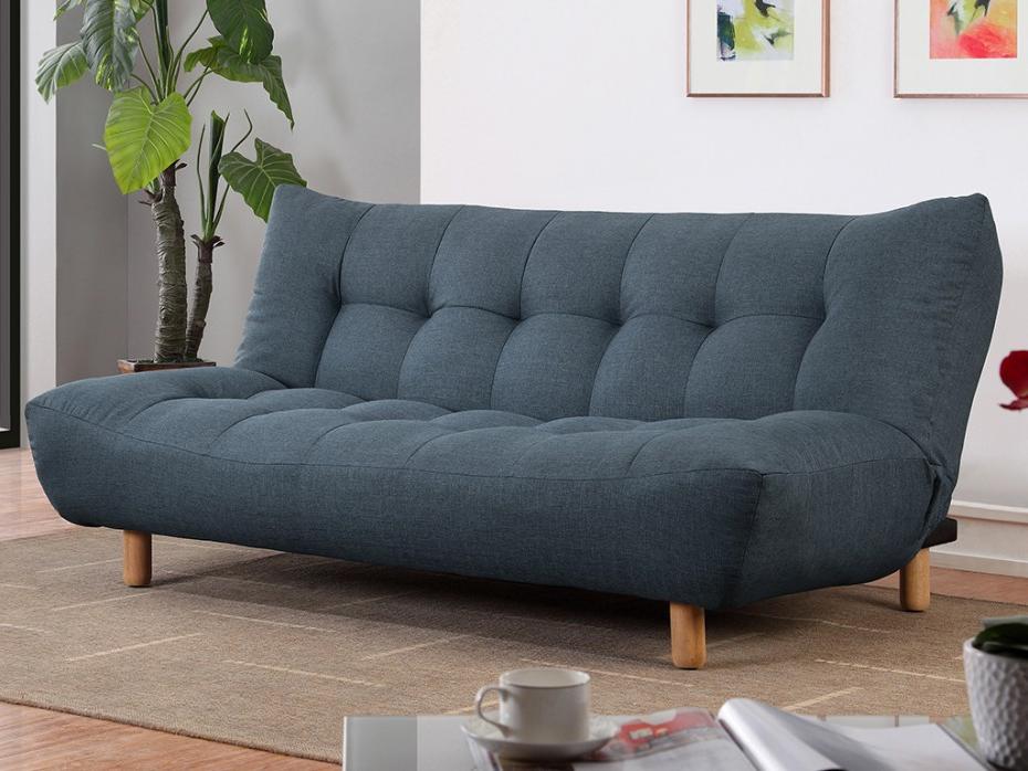 Sofa Clic Clac Kvdd Canapà Clic Clac 3 Places En Tissu 3 Coloris Vincent