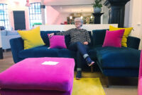 Sofa Com Budm that Yellow Velvet sofa sophie Robinson