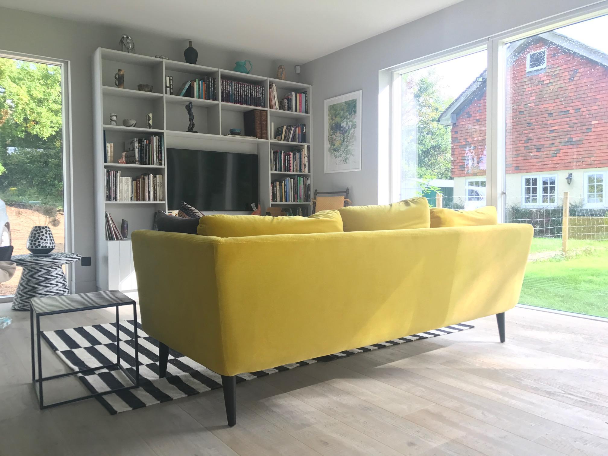 Sofa Com Gdd0 Yellow sofa Holly sofa From Rear sophie Robinson