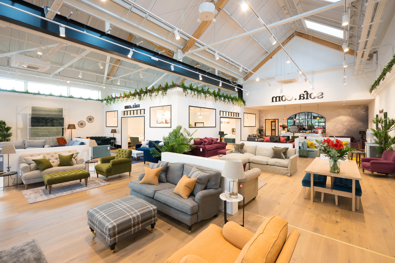 Sofa Com O2d5 sofa Harrogate Quadrant Design
