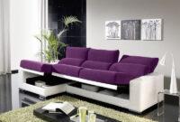 Sofa Con Arcon 87dx sofà Chaise Longue Abatible Chaise Longue Reclinable Con Arcà N