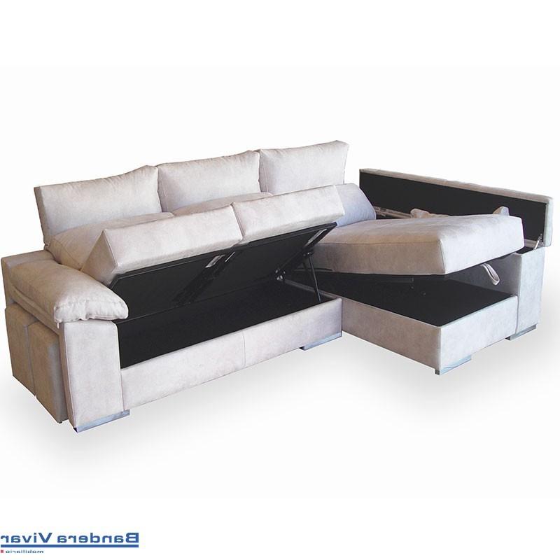 Sofa Con Arcon 9fdy sofà Con Arcà N En Brazo asientos Y Chaise Longue Con 2 Puffs