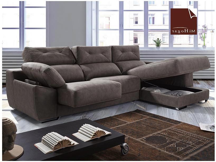 Sofa Con Arcon E9dx Chaise Longue Rinconera Palmira Muebles Mi Hogar
