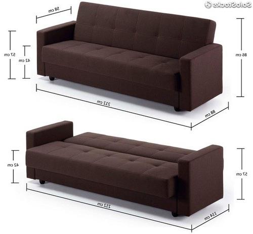 Sofa Con Arcon Wddj sofa Cama Arcon Marron Rio