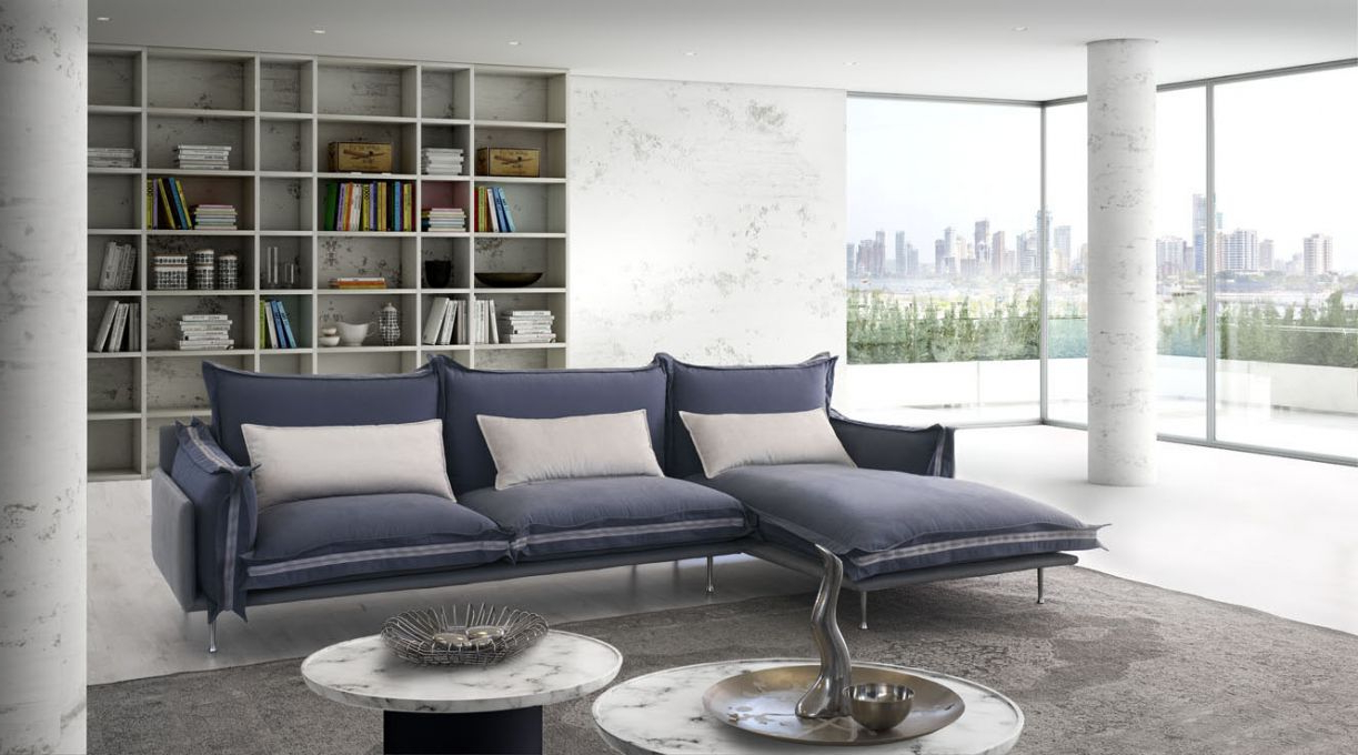 Sofa Confort Drdp Modern sofa Confort Line Bohemien Newformsdesign Modern sofas