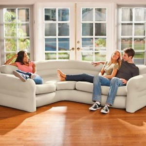 Sofa Confort Fmdf Inflatable sofa Chair Corner Air Couch Seating Confort Furniture