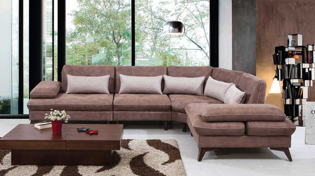 Sofa Confort O2d5 Jose Corner sofa Confort Furniture