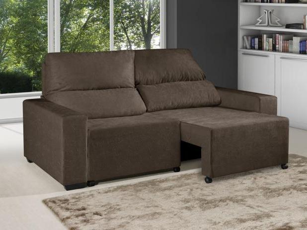 Sofa Confort S5d8 sofà Retrà Til Reclinà Vel 3 Lugares Elegance Suede assento