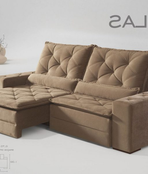 Sofa Confort Zwd9 sofà Retrà Til E Reclinà Vel Dallas Confort 2 50 Ubà Decor Mà Veis