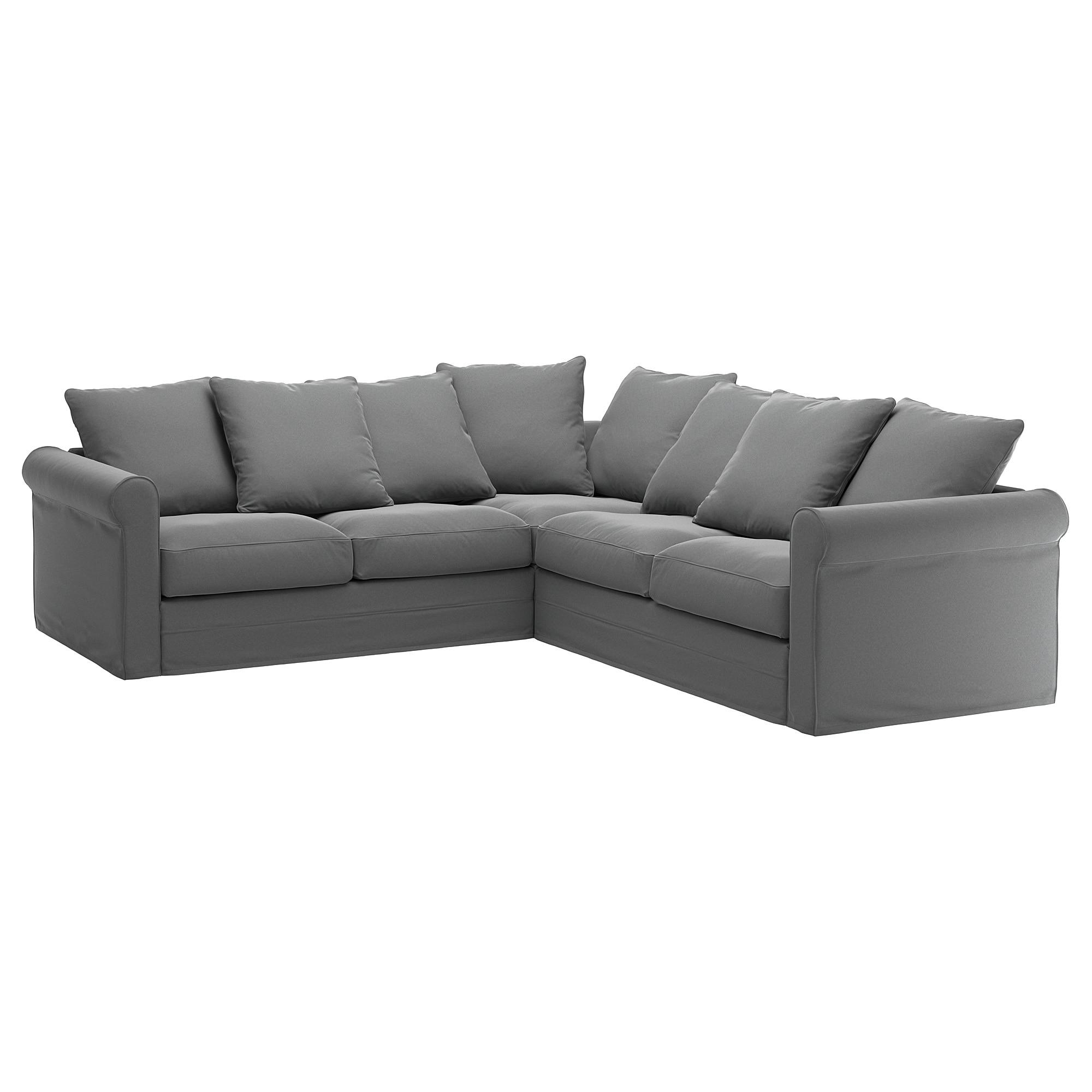 Sofa Cuatro Plazas Ftd8 Grà Nlid sofà 4 Plazas Esquina Ljungen Gris Ikea