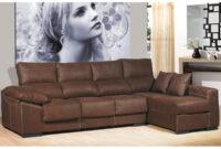 Sofa Cuatro Plazas Thdr sofà Chaise Longue De 4 Plazas Chaise Longue Color Chocolate