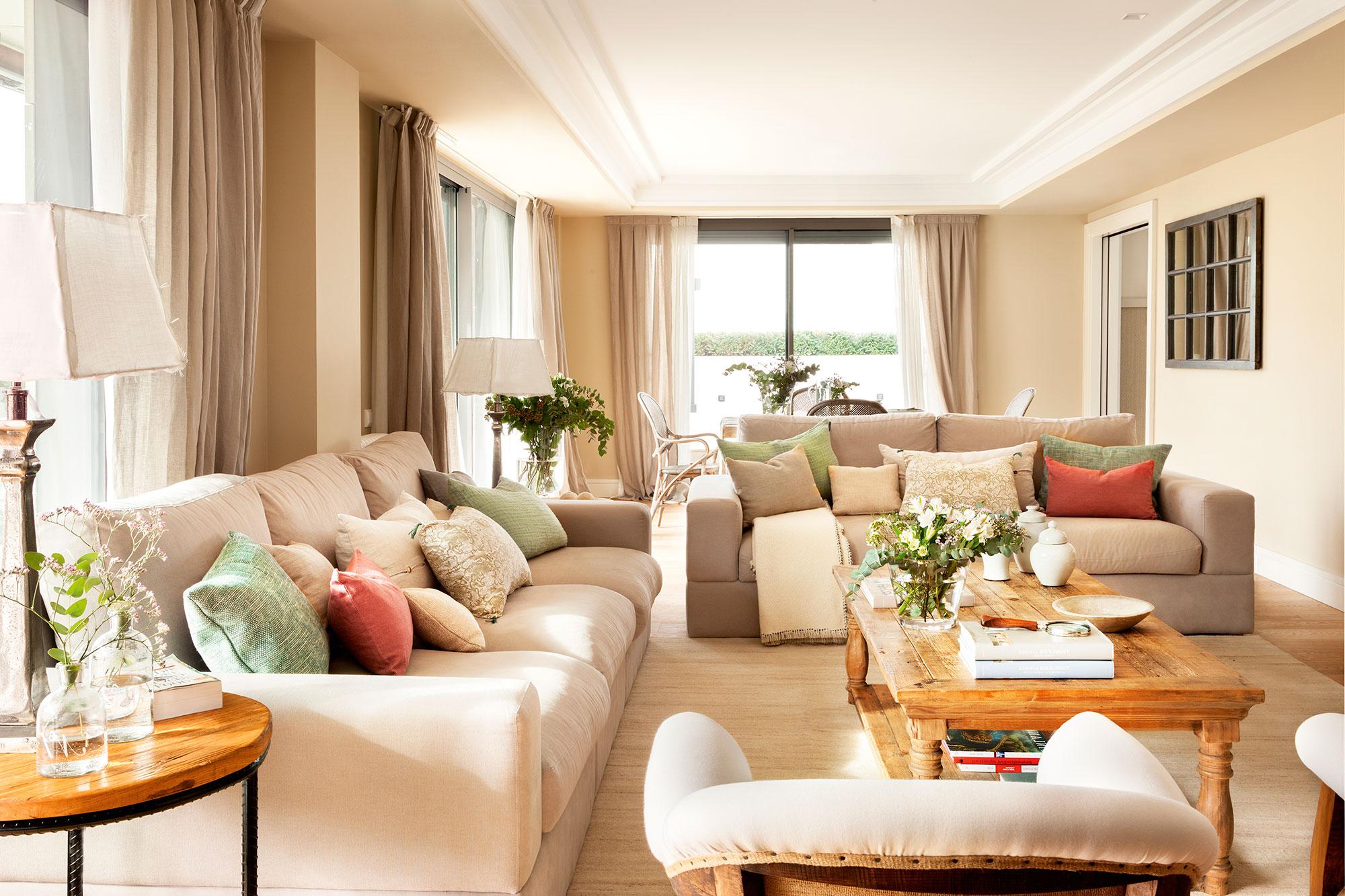 Sofa Cuatro Plazas Txdf 20 sofà S Para todos Los Gustos Y Las Claves De Cà Mo Elegirlo
