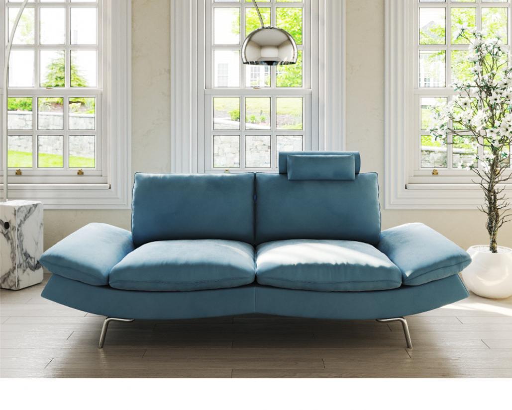 Sofa Curvo E6d5 Curvo Fabric sofa Online In London Uk Denelli Italia