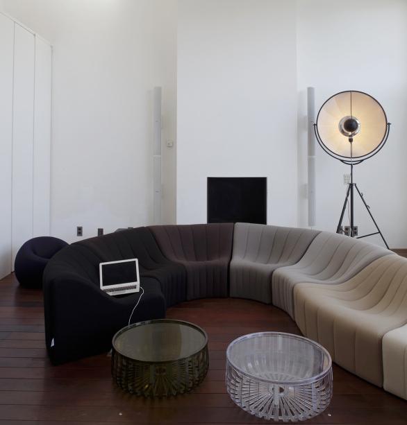 Sofa Curvo S1du Tendência 15 Ambientes sofà Curvo Casa Claudia