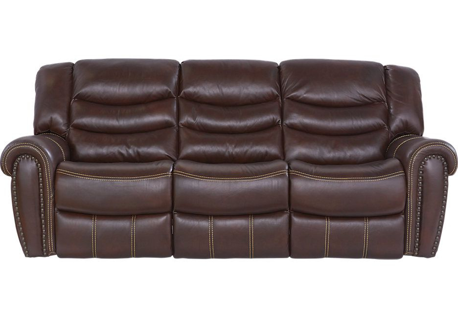 Sofa De Escai Kvdd Sky Ridge Mahogany Leather Power Reclining sofa In 2018 Furniture