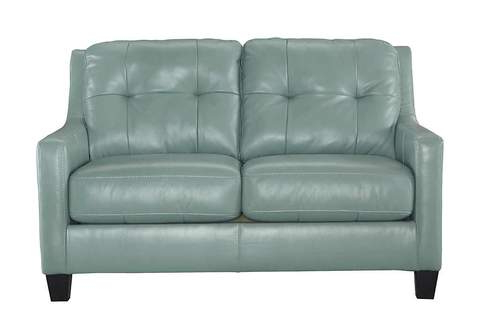Sofa De Escai Rldj Kean Loveseat Sky sofa World Furniture