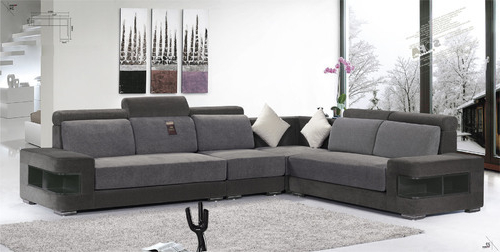 Sofa Design Q0d4 Wood and Leather 6 Seater L Shape sofa Rs 1200 Square Feet