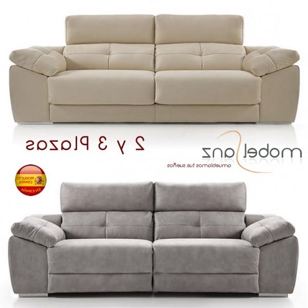 Sofa Deslizante Bqdd sofa De 2 O 3 Plazas Con Relax Deslizante