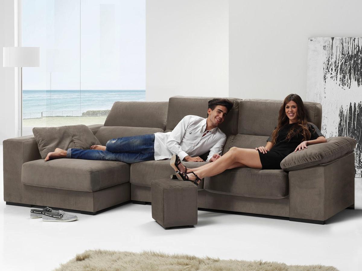 Sofa Deslizante E6d5 sofà Chaise Longue Cabezal Reclinable sofà De asientos Deslizantes