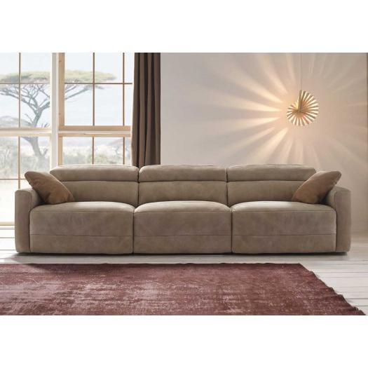 Sofa Deslizante Gdd0 sofà 3 Plazas De Piel Elà Ctrico O Deslizante Dakota Diseà O Pedro ortà Z