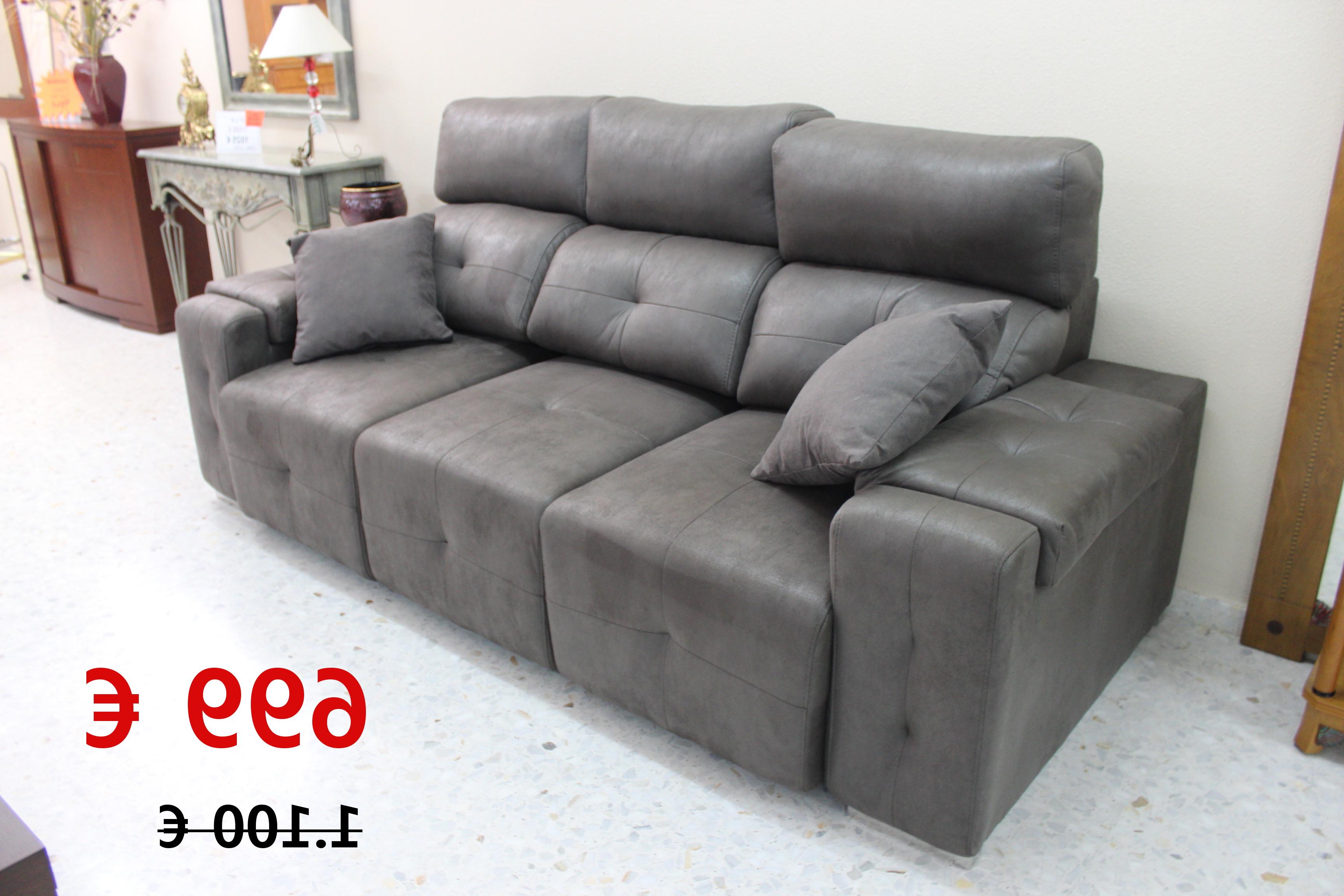 Sofa Deslizante Ipdd sofà 3 Plazas Deslizante En Cama 240cm Con Arcon Tapizado