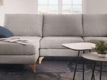 Sofa Deslizante Ipdd sofà Con Chaise Longue Deslizante Y Patas De Madera Bianchi Muebles