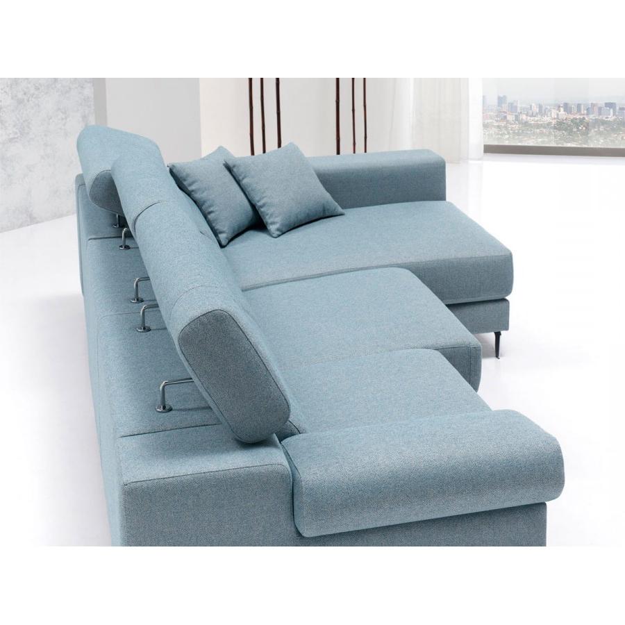 Sofa Deslizante Mndw Chaise Longue De asientos Deslizantes Moderno Duero Portes Gratis