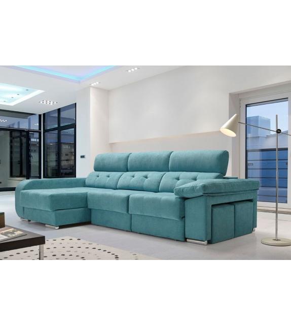 Sofa Deslizante O2d5 Chaiselongue De asientos Deslizantes Natura Convertibles En Cama