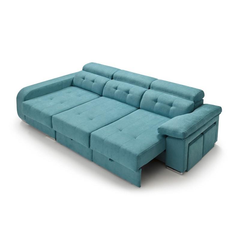 Sofa Deslizante U3dh Chaiselongue De asientos Deslizantes Natura Convertibles En Cama