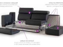 Sofa Desmontable J7do sofà Cama Chaise Longue Sistema Italiano 3 Plazas Alessandro