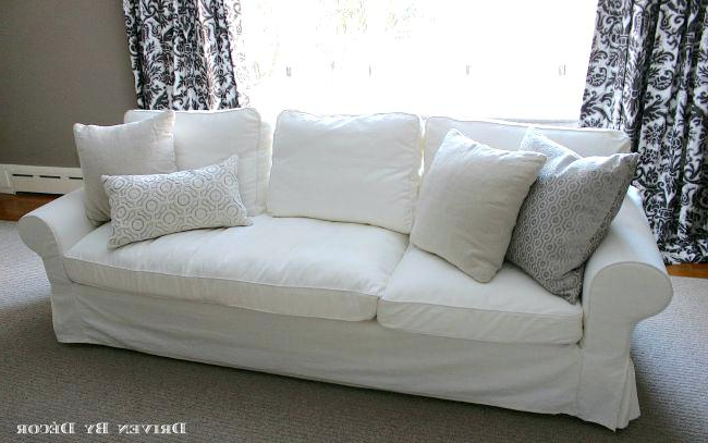 Sofa Ektorp 3 Plazas Budm Chaise Cushion On sofa Ikea Ektorp 3 Plazas How We Supersized Our