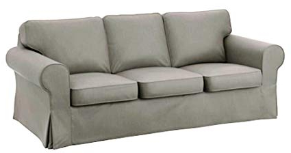 Sofa Ektorp 3 Plazas Qwdq Custom Slipcover Replacement Ikea Ektorp Funda De Repuesto Para