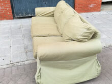Sofa Ektorp 3 Plazas