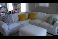 Sofa Ektorp Ikea Nkde Mommy Mayhem Day 8 Ikea Ektorp White Couch Review Youtube