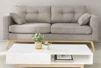 Sofa Escandinavo O2d5 sofà Escandinavo 3 Plazas Gris Claro Decoracion In 2019