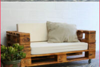 Sofa Esquinero Pequeño Ftd8 Mucho Mueble sofà De Palets Con Ruedas sofà Hecho Con Palets