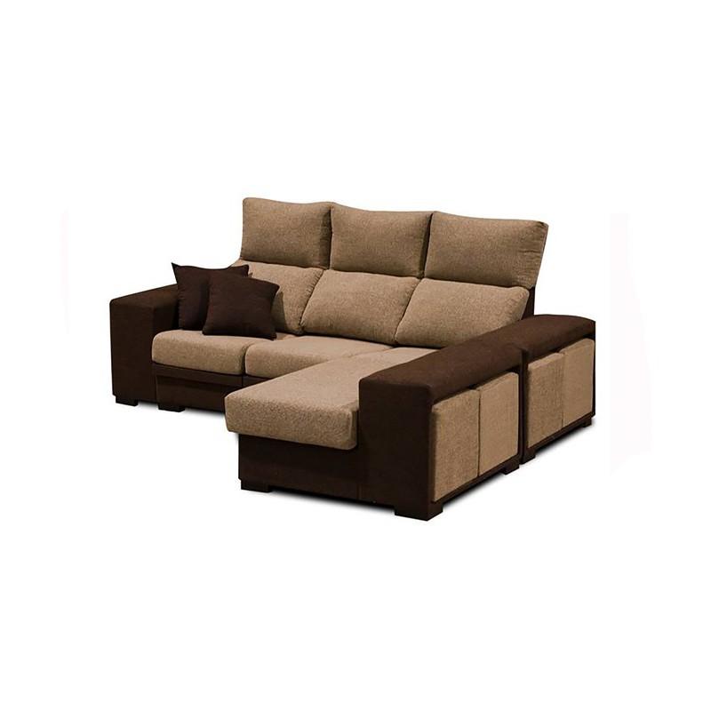 Sofa Extensible 3 Plazas Dddy sofà 3 Plazas Pouff Gornal Tienda Online Muebles Y Colchones