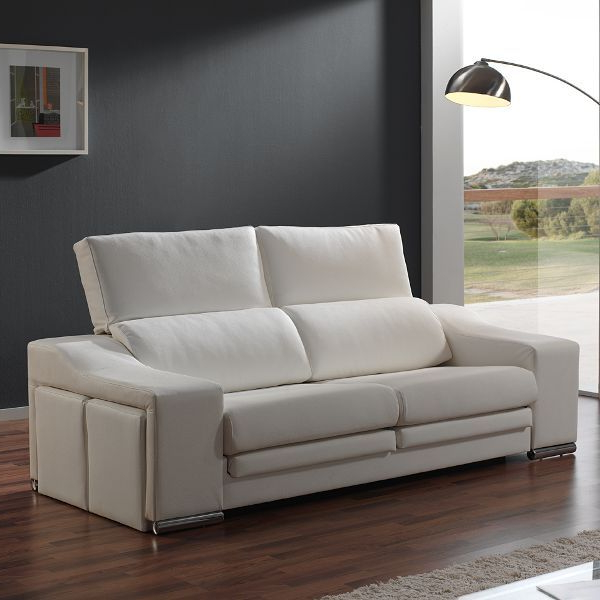 Sofa Extensible 3 Plazas Gdd0 sofà 3 Plazas Madrid Ecopiel Mimuebleonline