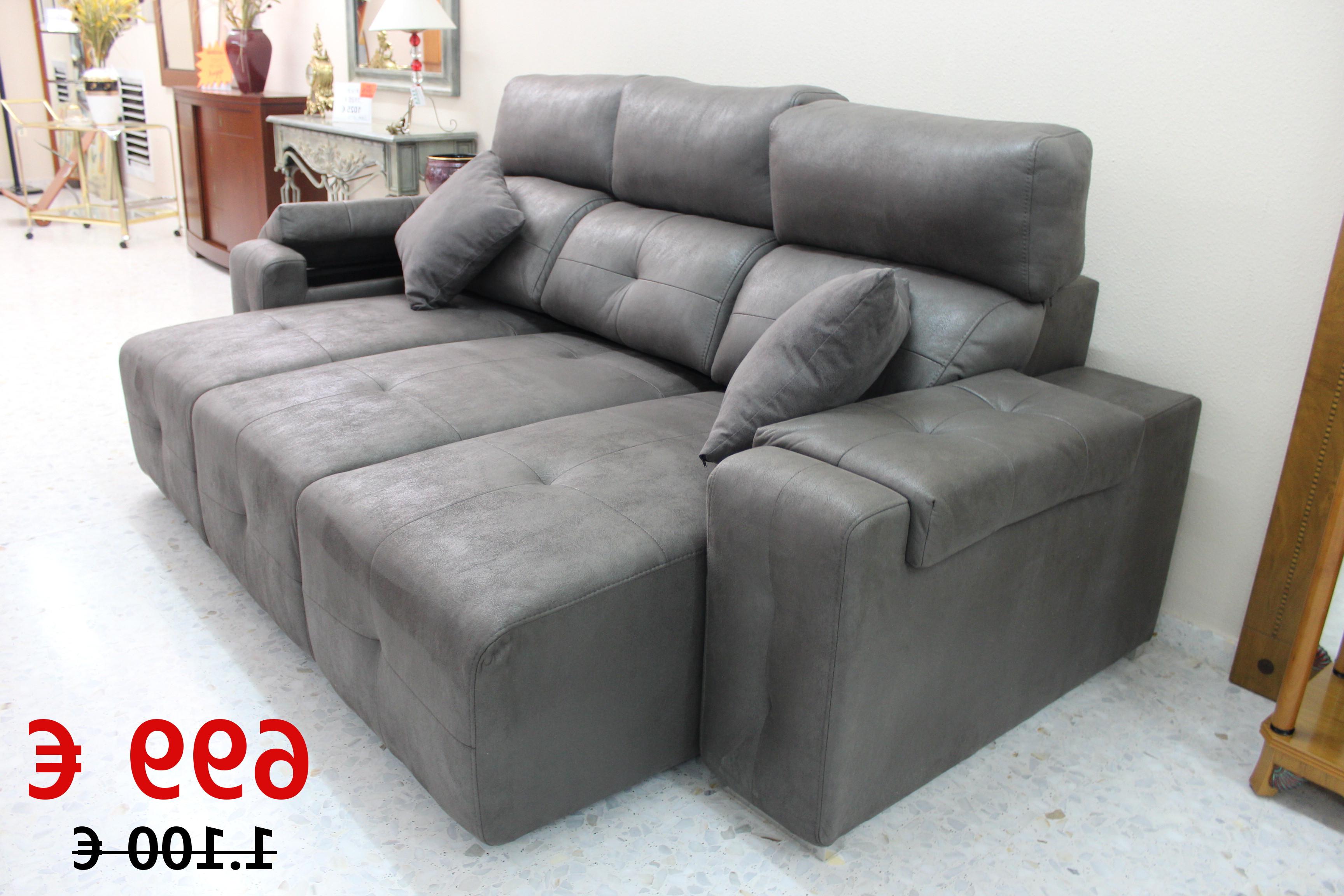 Sofa Extensible 3 Plazas J7do Outlet