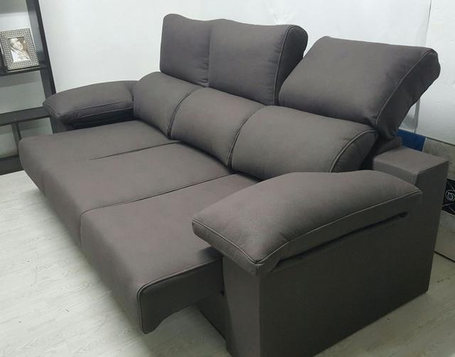 Sofa Extensible 3 Plazas T8dj sofà Nuevo De 230cm De Segunda Mano Por 500 En Barcelona En Wallapop